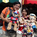 Duffy fans - Kelvin and Beatrice