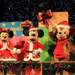 Duffy makes his appearance in the Procession of Toys