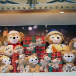 Duffy display in the stores