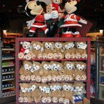 One of the Duffy displays in the Emporium