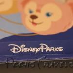 "Disney Parks Sticker over ""Tokyo DisneySea"""
