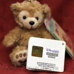 Duffy Cell Phone Charm