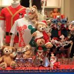 Duffy display at the Disneyland Hotel