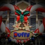 Duffy's new home in Hong Kong Disneyland