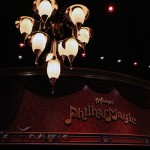 Mickey's PhilharMagic theater entrance