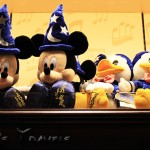 Mickey and Donald PhilharMagic beanies