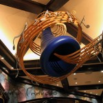 Sorcerer hat decor in the store