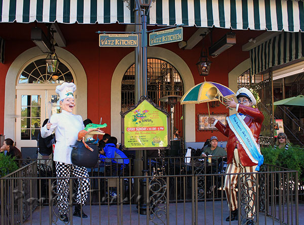 Downtown Disney Dining: Ralph Brennan\'s Jazz Kitchen - Disney ...
