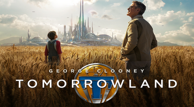 Disney's Tomorrowland to be Released on Blu-Ray October 13th