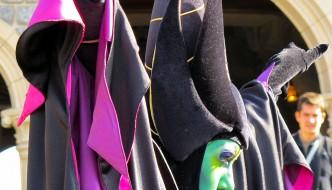 Maleficent Meet and Greet at Disneyland Paris