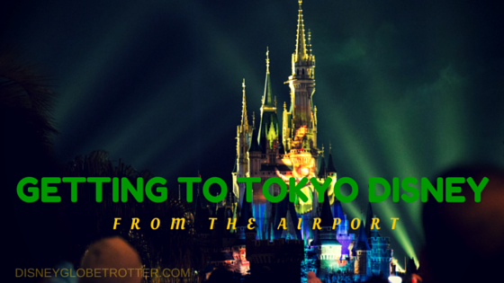 How to Get to the Tokyo Disney Resort from the Airport